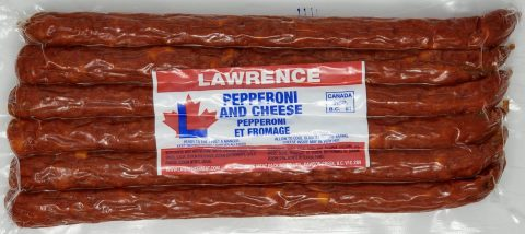 Pepperoni & Cheese